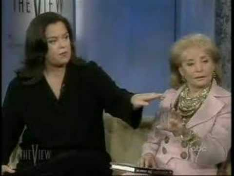 The View - Bill O'Reilly Season 10 with Rosie O'Donnell