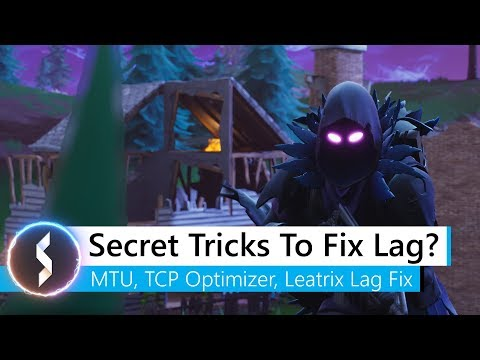 Secret Tricks To Fix Lag? MTU, TCP Optimizer, Leatrix Lag Fix