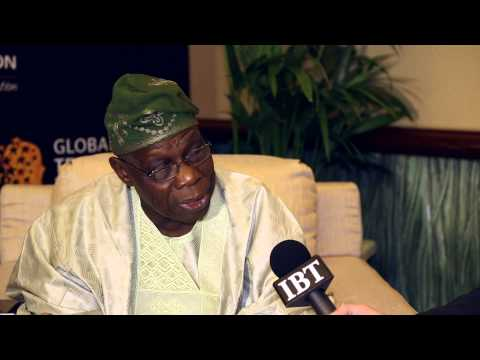 Olusegun Obasanjo: Nigeria should talk to Isis-affiliated Boko Haram but attack them first