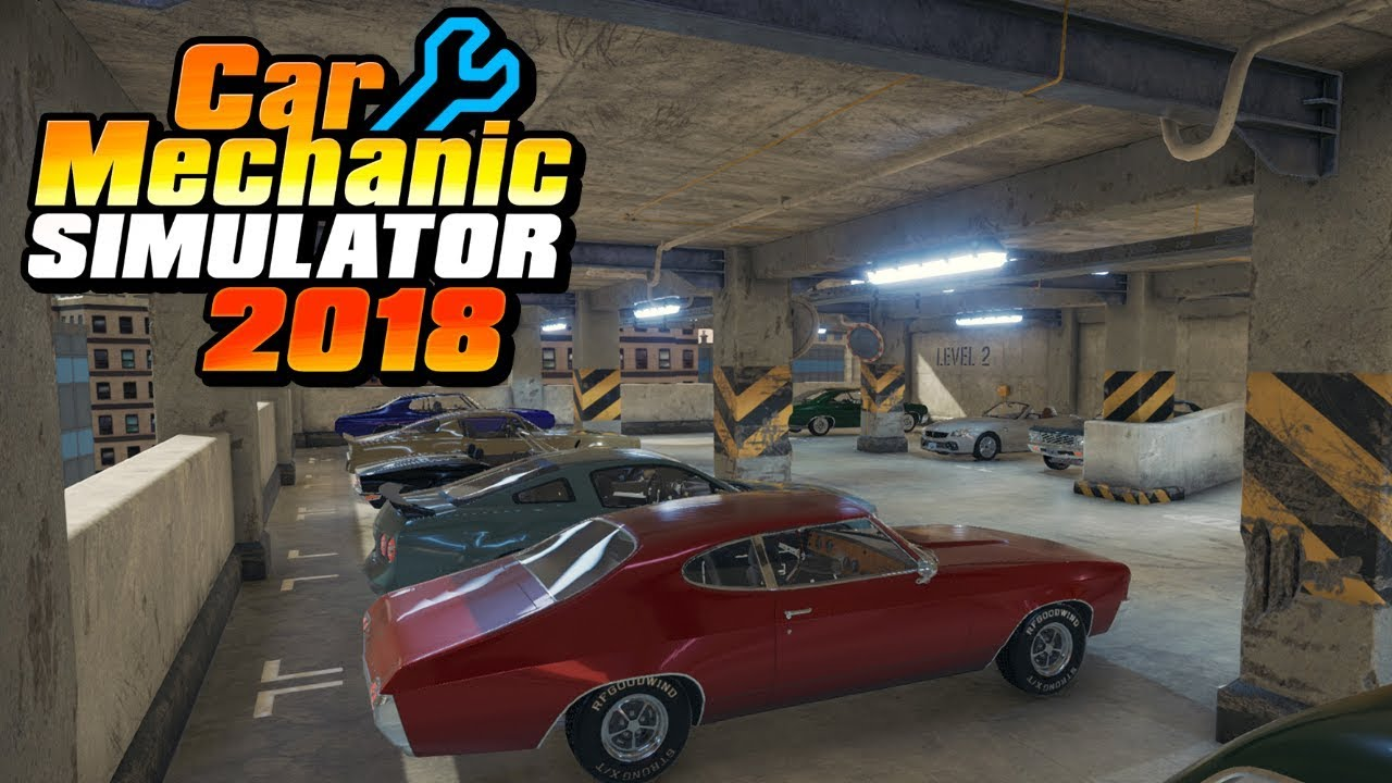 Car Mechanic Simulator 2018 Pc Xbox One Ps4 Nintendo Switch