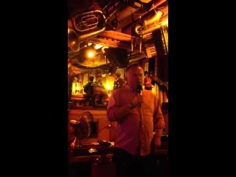 ROB DAVIES KARAOKE - Light my fire - The Doors