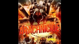 Arachnicide 2016.  Gino Barzacchi, Gabriel Cash,  Action, Comedy, Horror.