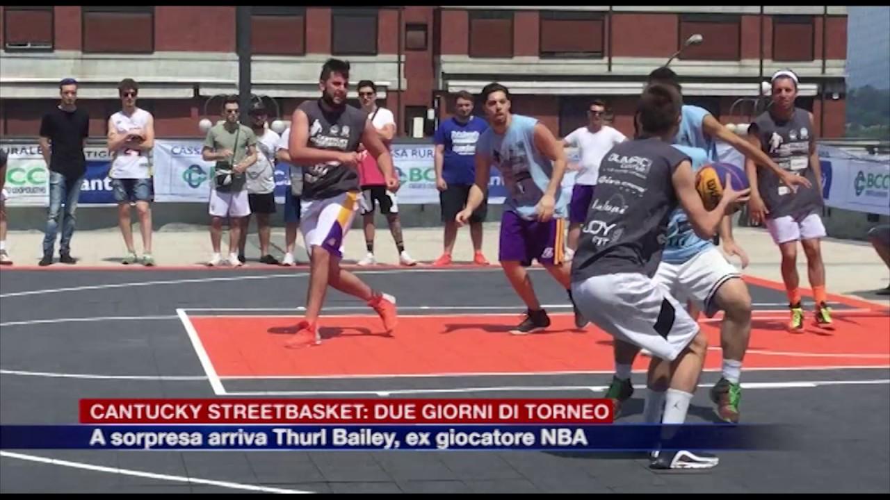 Cantucky streetbasket due giorni di torneo a sorpresa arriva
