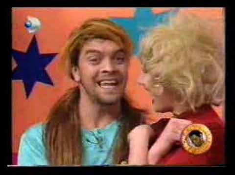1990'lar nostalji - Beyaz Show - Coni Vayt-1
