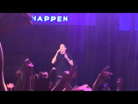 G-Eazy - I Mean It (Live in Vancouver)