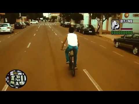 Бразильский барбершоп снял рекламу в стиле GTA: San Andreas Barber Shop In Brazil