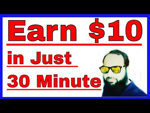 Earn $10 in Just 30 Minute | Work From Home | Work Online