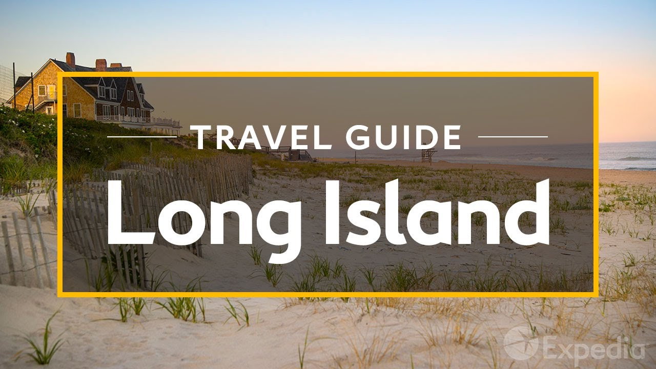 Couchtisch Long Island Long Island Vacation Travel Guide | Expedia (4k) - Youtube