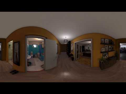 Cetelem Bank's 20th Anniversiary 360 VR Animation