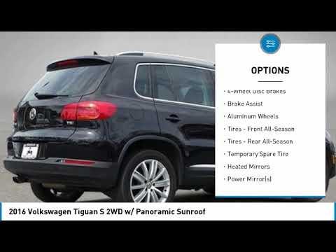 2016 Volkswagen Tiguan 19797