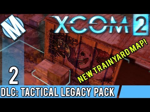 That's One Seriously Important Seat - XCOM 2 Tactical Legacy Pack - Mission 3 of 7 - Lets Play from YouTube · Duration:  31 minutes 6 seconds