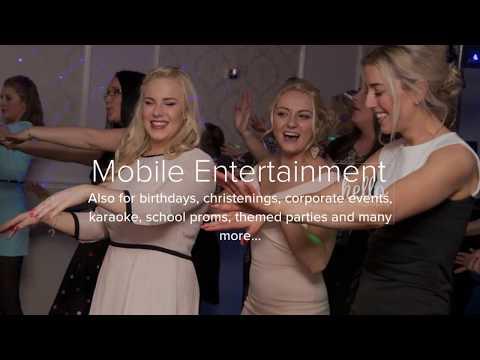 Mobile DJ | Hull Wedding DJ | Children's Discos | Events East Yorkshire