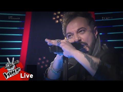 Γιώργος Βάνας - Under The Bridge  2o   The Voice of Greece