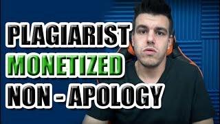 Filip Miucin Non Apology Response