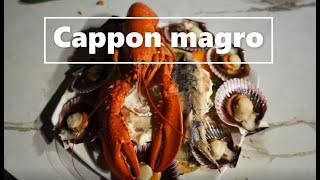 카폰 마그로(Cappon magro) / 이탈리아 크리…