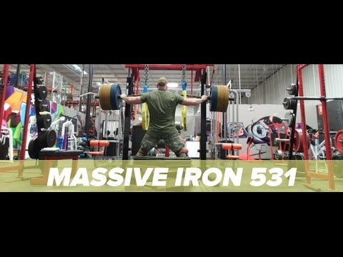 New Massive Iron 5/3/1 Powerbuilding Program