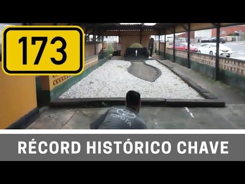 Récord histórico en la CHAVE