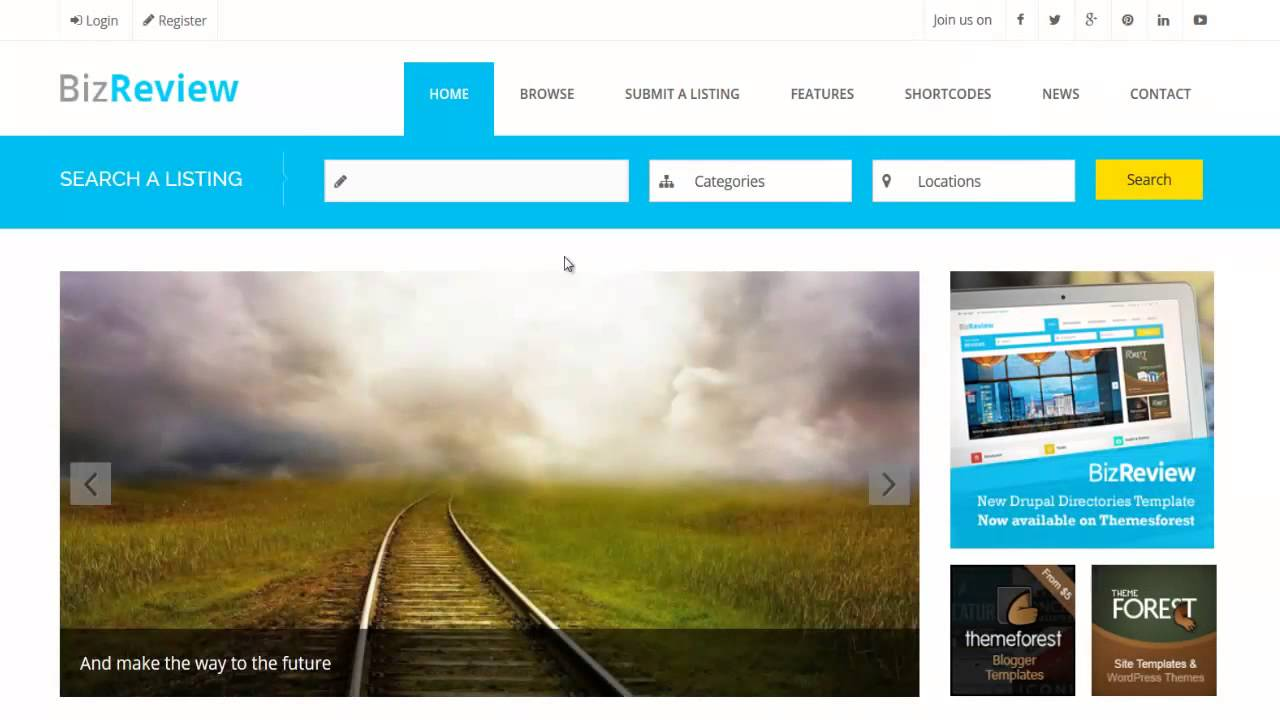 drupal themes directory