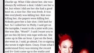 Foxy Brown speaks on Charli Ba…
