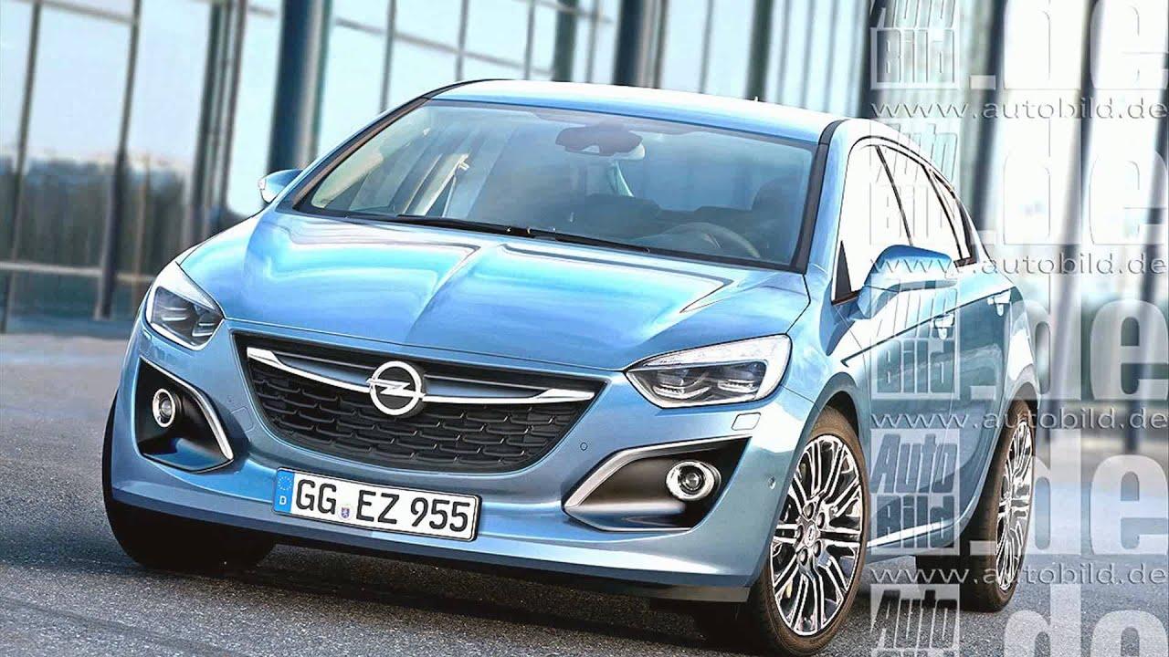 Opel 2016 models