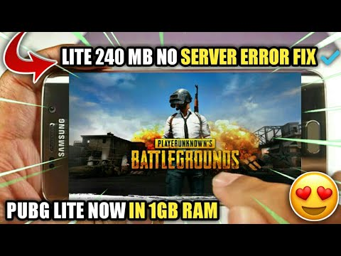 [240 MB] Pubg Lite For Android || Work In 1 GB Ram Highly Compressed || 100% Working