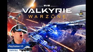 EVE VALKYRIE VR ! ADVANCED COMBAT Assault-Heavy-Support Classes ! MOTIONSICK AF !!