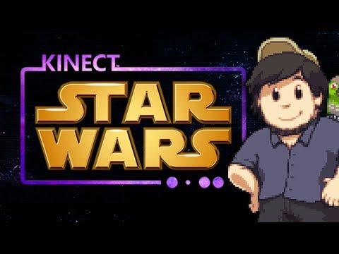Star Wars Kinect  - JonTron