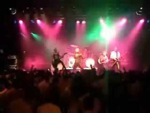 DREAMLAND scream of anger europe cover live 2006
