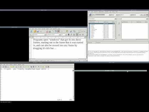 Basic Linux Desktop Demo