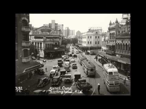 Peter Kahn - Sydney Trams Yesteryear