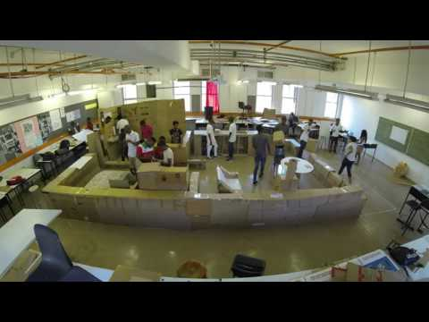 Architecture Group Project 2017 - Durban University Of Technology