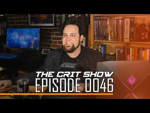 Ryzen Low-Power Laptops? | CRIT Show 0046