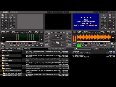 PCDJ DEX 3 | Karaoke Features Now Included In 3.3.3