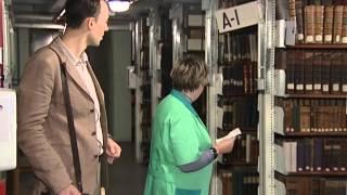 Российская государственная библиотека Ленина: 43 из 50 чудес Москвы