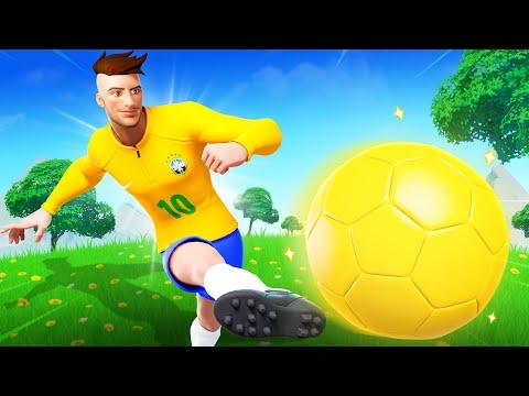 so kannst du den GEHEIMEN Neymar Fussball FREISCHALTEN in Fortnite