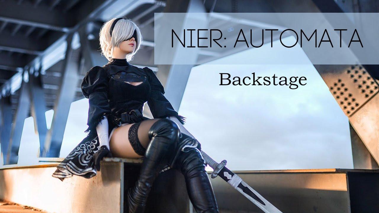 2b nier automata cosplay part 2 4