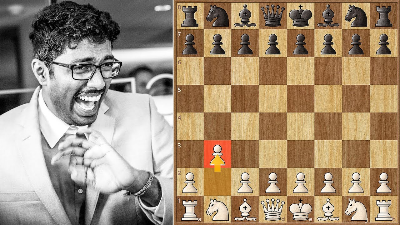 Download Beat a Grandmaster... in 9 Moves... with 1.b3... in 2021!!?