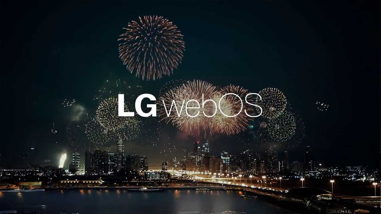 how to connect mac to lg web os tv