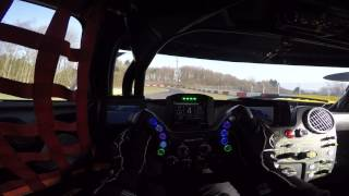 Nurburgring SCG003c VLN1 Qualifying Nurburgring Driver POV