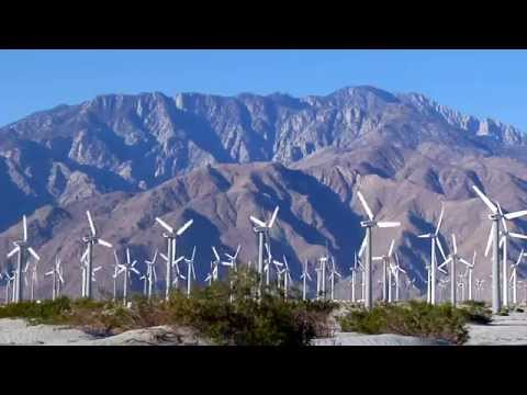 Windmill Farm Tours - Palm Springs CA