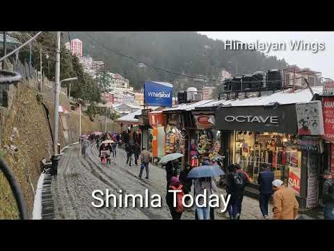 Shimla mall raod