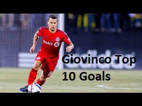Giovinco Top 10 Goals