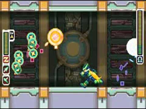Mega Man Zero 3 (GBA) - Longplay