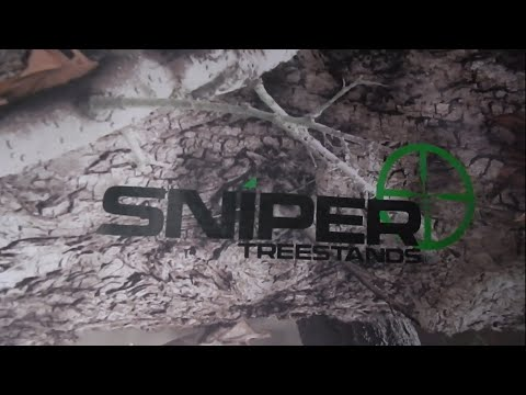 Sniper Pinnacle Treestand Review (Command Center)