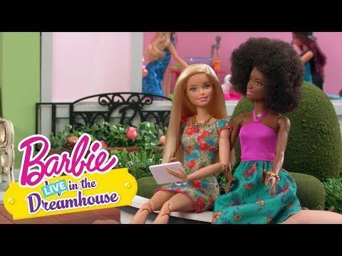 New Girl in Town | Barbie LIVE! In the Dreamhouse | Barbie