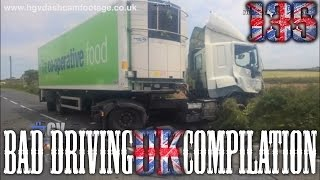 Bad Driving UK Compilation 135