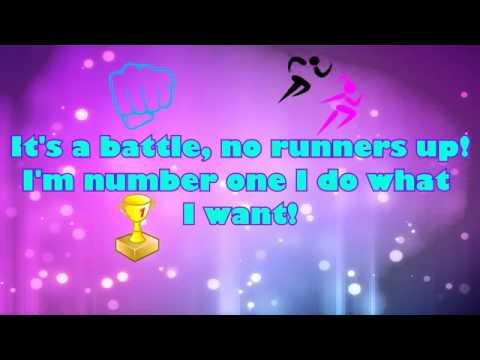 Bad Girls All Star Battle (BGASB) theme song