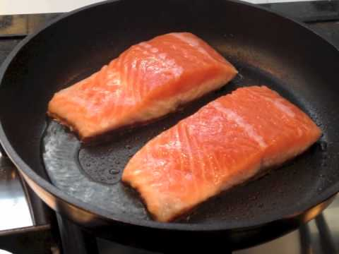 Salm o relance youtube for Como cocinar salmon