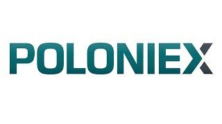 биржа Poloniex полный обзор регистрация