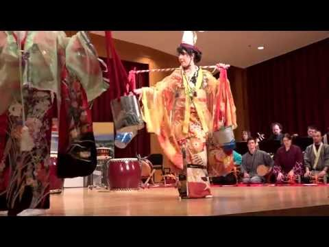 CU Japanese Ensemble - April 5th 2015 Performance